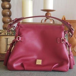 NEW Dooney & Bourke leather handbag